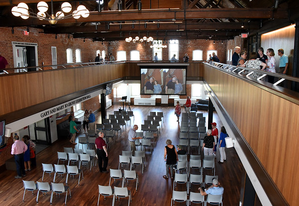 Stewart Hall Grand Opening