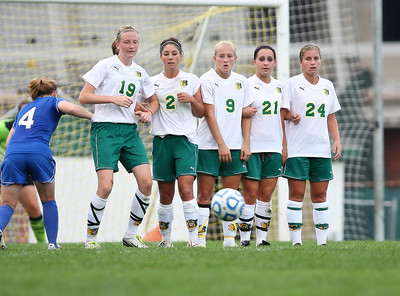 Brockport Women v Daemen Wildcats 9-13-11