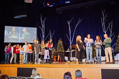 December 18, 2011 Baby Dedication