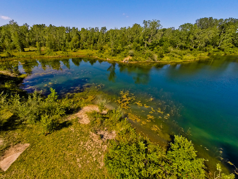 Summer with the Lakes and Forests 22: Aerial Photography from Project Aerospace