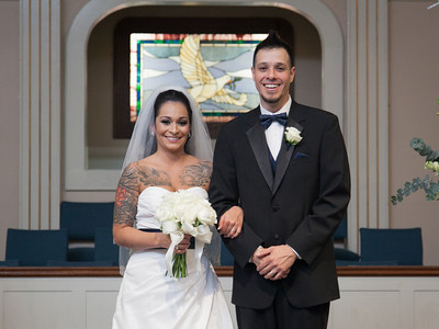 Roy & Erica Kay Wedding March 2014