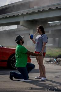 Fernando Proposal shoot