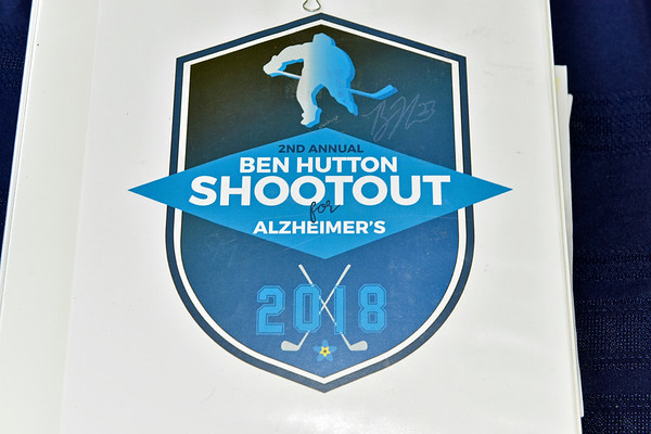 Ben Hutton Shootout for Alzheimers 2018