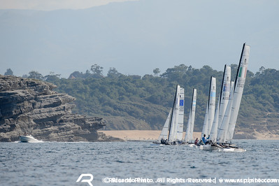 ISAF Worlds'14 D9 Racing