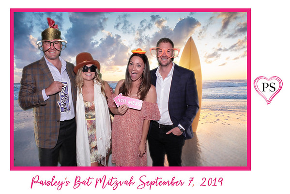 Paisley's Bat Mitzvah - 9/7/2019