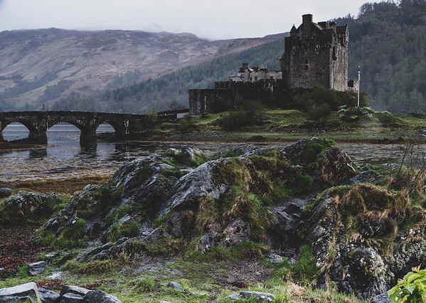 Skye and the Highlands 2018