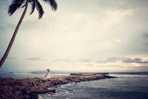 Sydney and Sean - Maui Hawaii