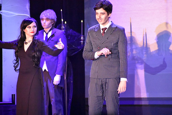 The Addams Family Student Performance