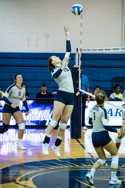 CWRU vs Geneseo Volleyball