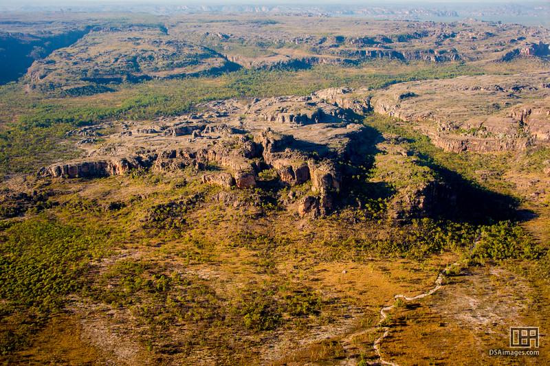 Kakadu Air scenic flight
