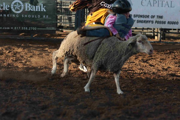 2012 Cleburne Youth Rodeo