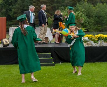 Presentation of Diplomas Set one
