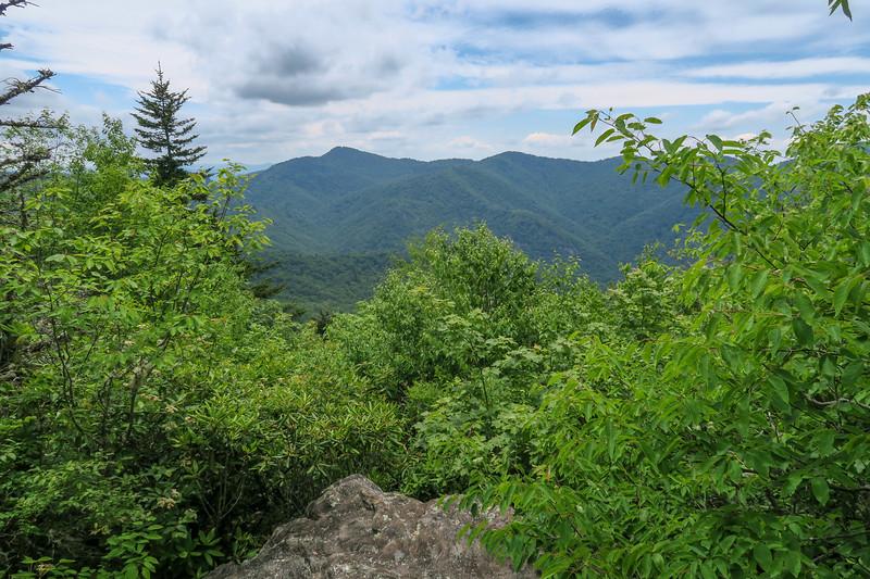 Green Mountain Trail (Upper Overlook) -- 5,740'