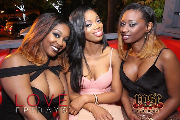 LOVE Fridays at Rose Bar 5/6/16