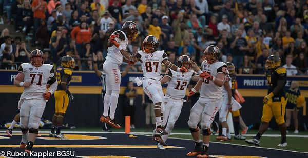 BGSU vs University of Toledo 10/15/2016