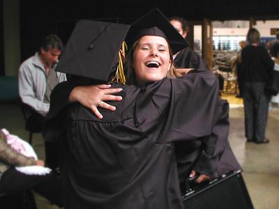 HF-L Graduation 2003