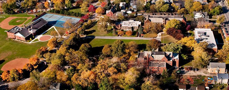 Aerial Views of Campus
