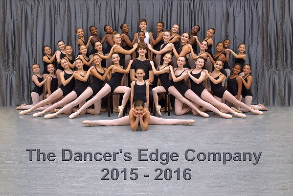 Dancer's Edge Company 2015 - 2016