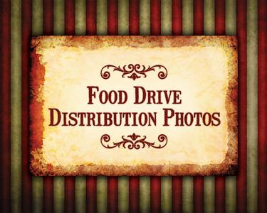 ORW: Food Drive Distribution
