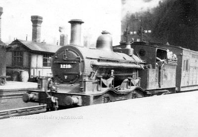 Kirtley 690 + 780 Class 0-4-4T