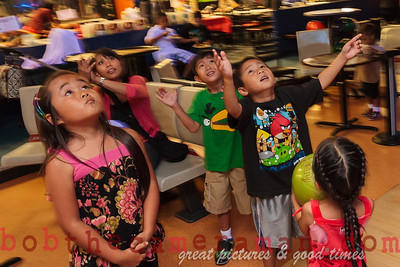 Malia's 5th and Bryce's 7th Birthday Party - June 16, 2012