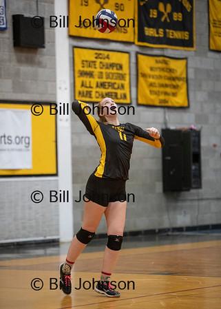 Nauset V Volleyball v SJPII 10_25_19