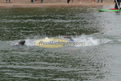 Swim - 2014 Boyne City Triathlon