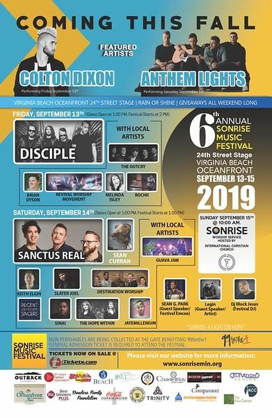 SonRise Music Festival 2019