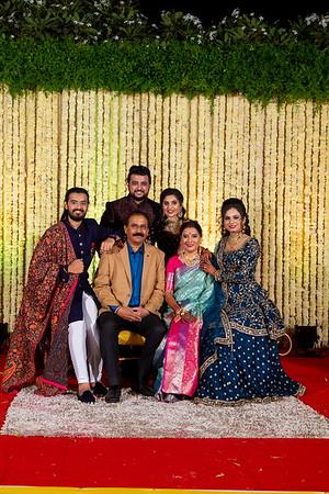 Pujan & Mishruta Reception
