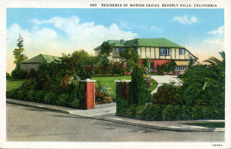Residence of Marion Davies
