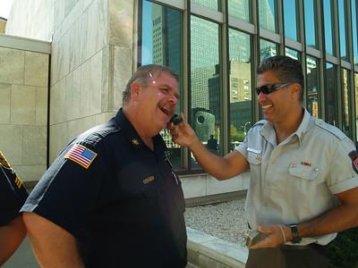 Bergen County, NJ Fire Instructor Alfred Gerber III