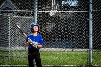 AJ Baseball Shoot