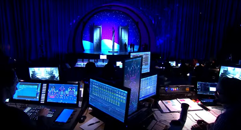 Unprecedented projection technology will bring to life 'FROZEN — Live at the Hyperion'