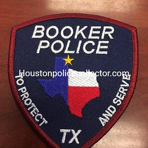 Wanted Texas Patches