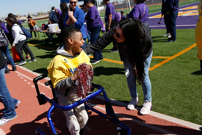 2020 EPISD Unidos Special Olympic Games at Burges High