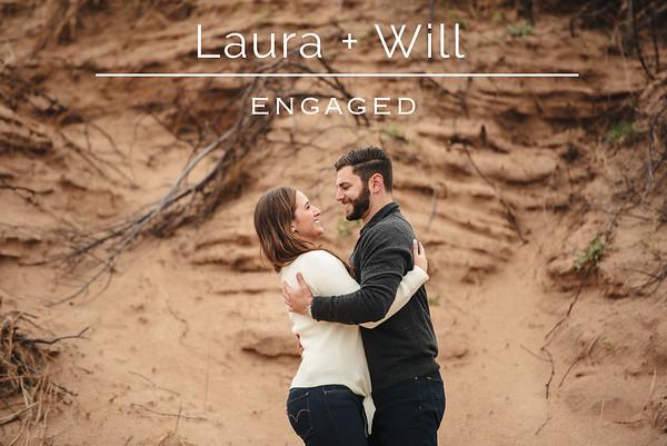 Laura + Will