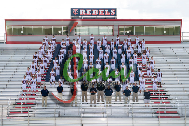 2020 TCH Football Team pictures