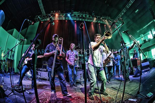 New Orleans Suspects with Bonerama Horns & Big Sam @ Fiya Fest (Mardi Gras World- Fri 5/3/13)