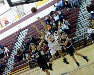 Girls Basketball: Rock Ridge vs. Broad Run 12.27.14