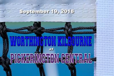 2018 Worthington Kilbourne at Pickerington Central (09-19-18)