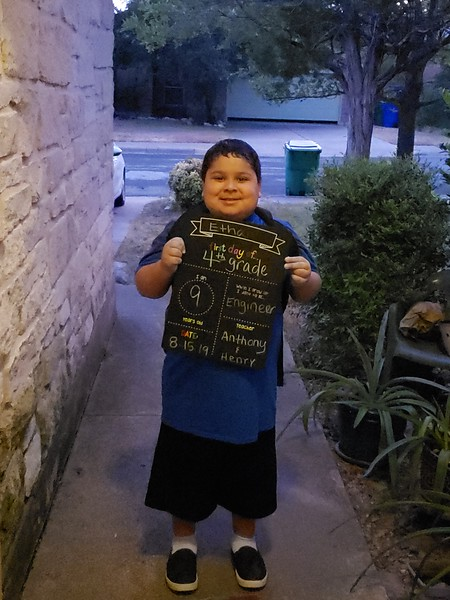 Ethan | 4th grade | Knowles Elementary