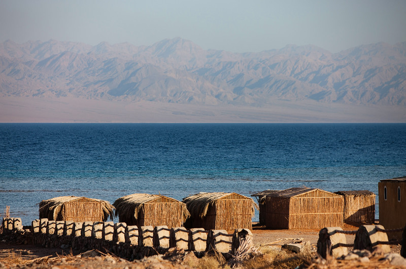 Red Sea Huts, Eliat, Israel