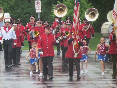 NMB Memorial Day 2015 Parade and Concert part 1