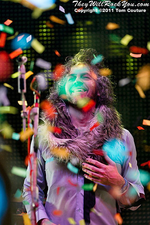 The Flaming Lips <br> October 24, 2011 <br> State Theatre - Portland, Maine <br> Photos by: Tom Couture
