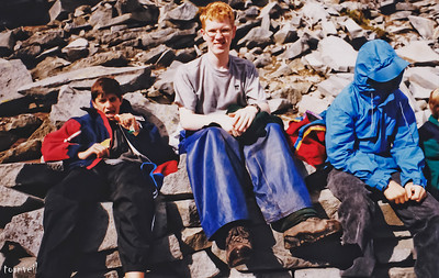 1998-09 Burroughs Mountain