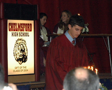 CHS 2006 National Honor Society Ceremony