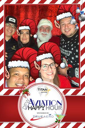 Titan Services DFW Aviation Happy Hour 12-10-19