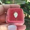 2.01ct Antique Pear Shape Diamond GIA G VS1 20