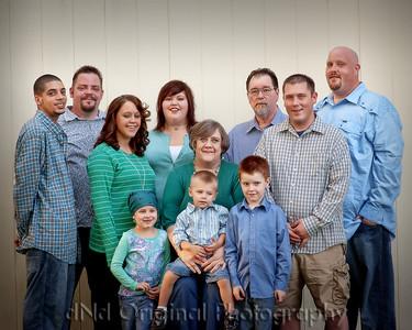 Denise & Family