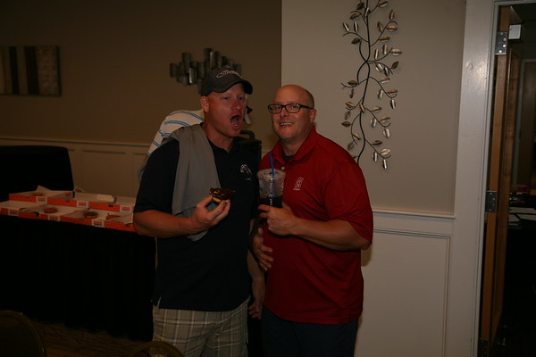 EB Guns and Hoses Golf 2018